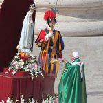 Consagración a la Virgen de Fátima